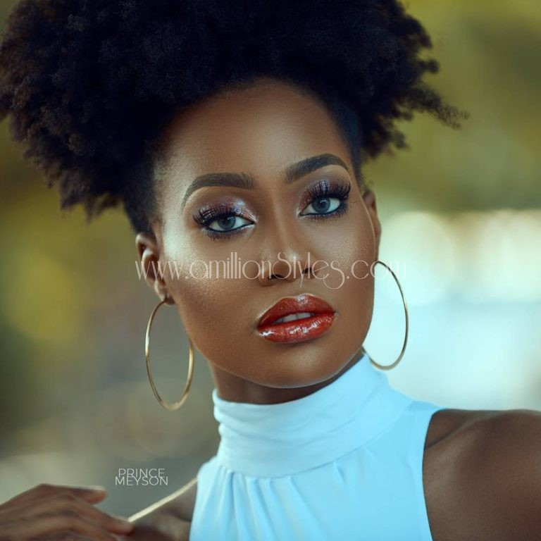 Ten Gorgeous Ways To Style Your Natural With Efikzara Look 8