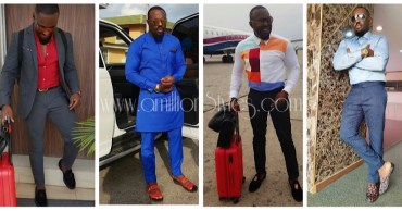 MCM: 10 Times Jim Iyke Shows Us He Is A Stylish Man