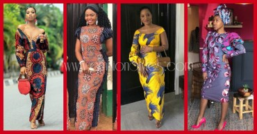 End The Week In Stylish Ankara Designs