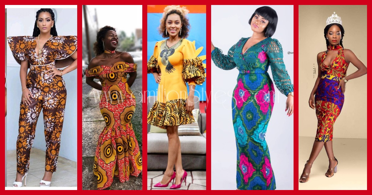 Fantastic Mid-Week Ankara Styles To Get Your Creative Juices Flowing!