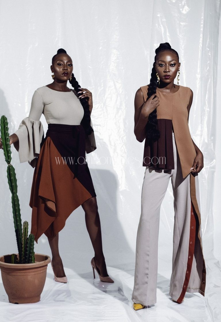 House of Jahdara Releases It's Spring/Summer Collection Titled Melanin
