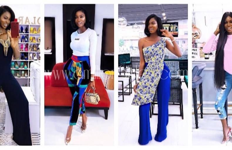 WCW: We Love Olarslim's Colourful Wardrobe!