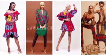 NYC Based Fashion Brand Queen E Collection Releases An Ankara SS18 Collection