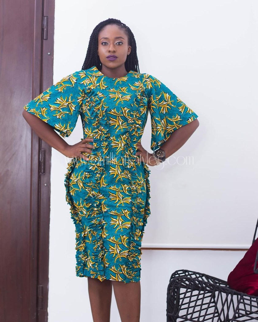 Are The Trendiest Ankara Styles Of The Week!