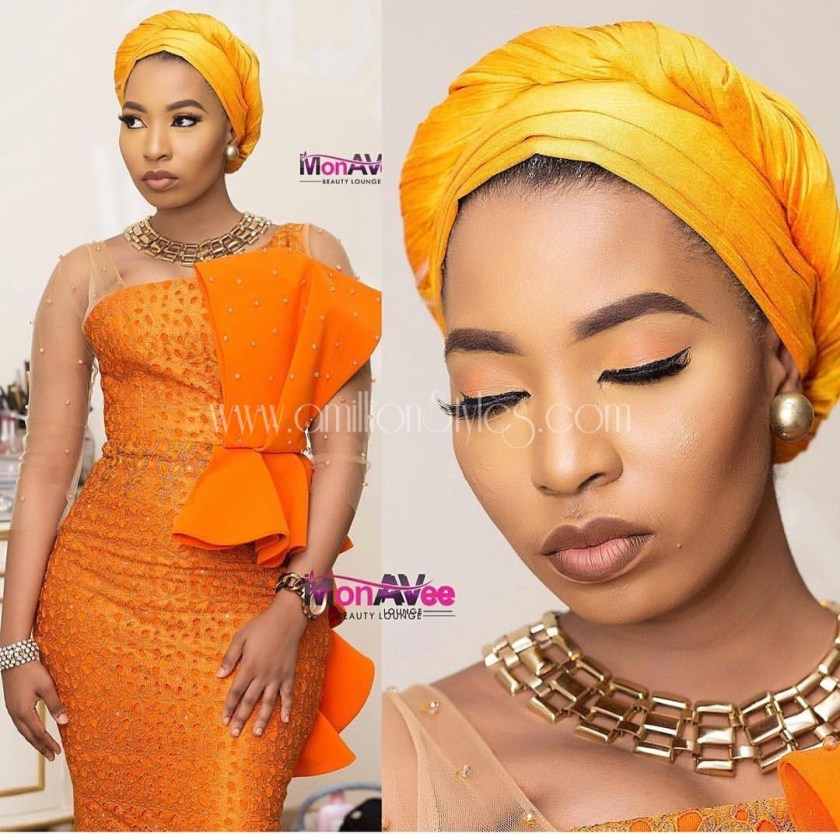 Best Asoebi Styles Of The Week July 14-20