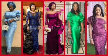 Best Asoebi Styles Of The Week June 29-July 6