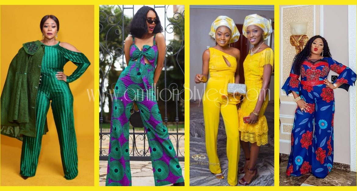 See These 11 Blazing Jumpsuit Styles