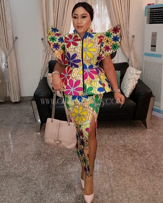 11 Lovely Ankara Tops Perfect For You!