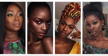 We Love How The Melanin Is Glowing And Popping In These Instagram Beauty Looks