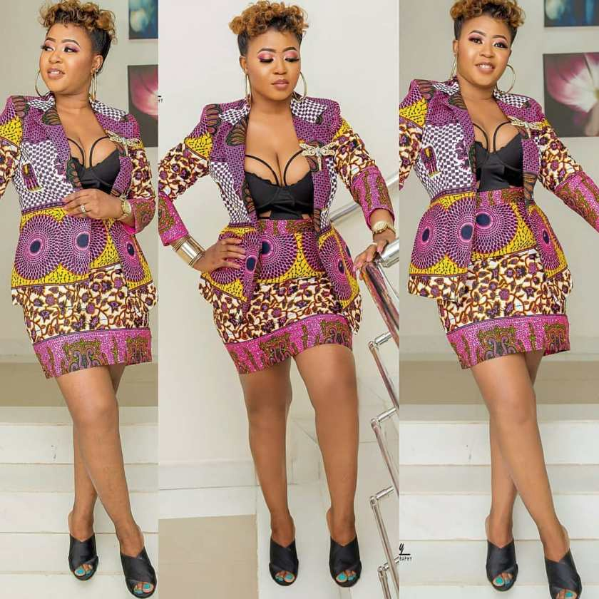 Stay Fly In These Classy Ankara Coordinate Sets