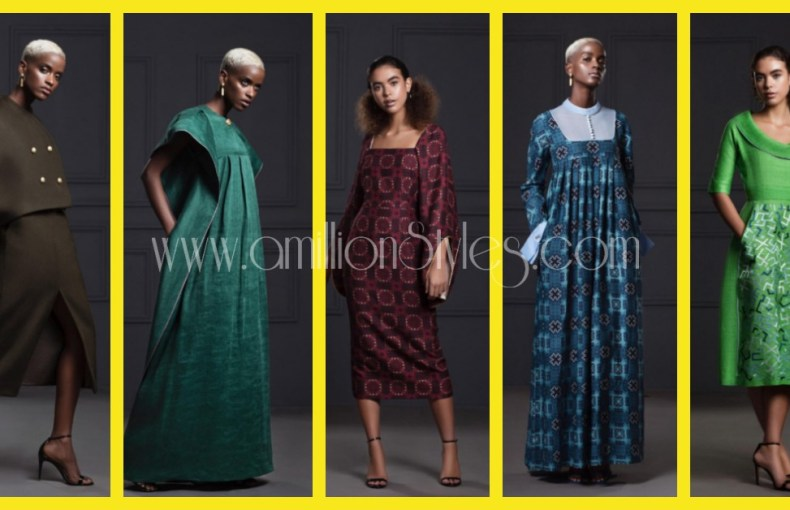 "Maison d'Afie Releases Resort Collection Called ""Ngondo"""