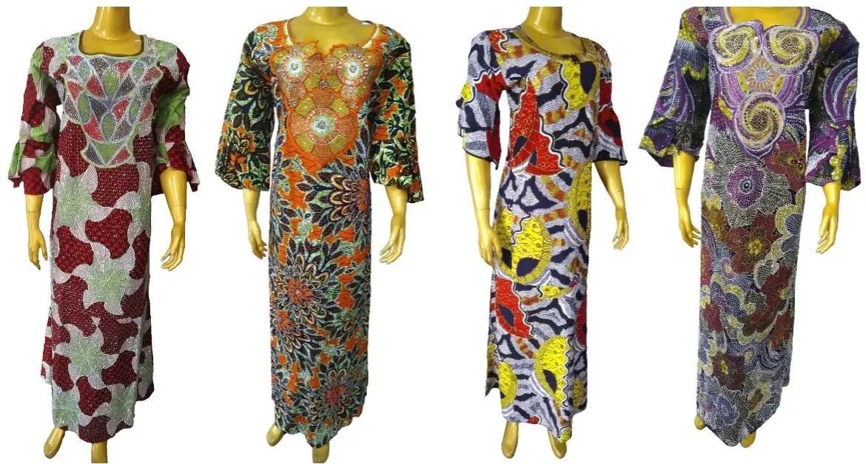 ready to wear ankara dress