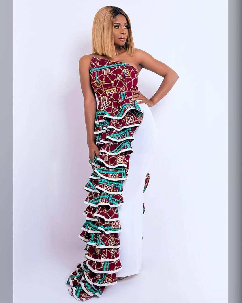You Need These Fancy Ankara Styles In Your Wardrobe