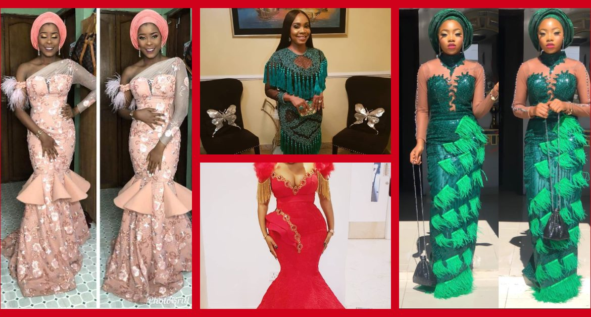 Fringe Asoebi Styles Lookbook 12