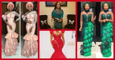 Fringe Asoebi Styles Lookbook 12
