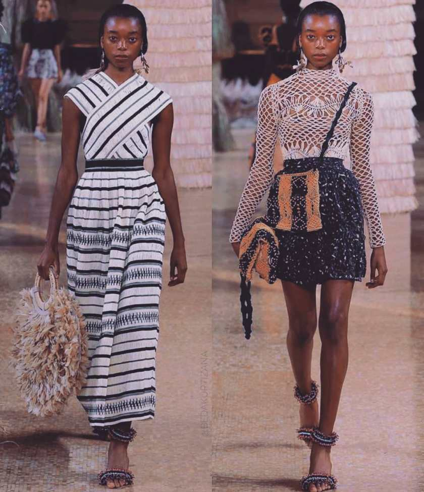 These Nigerian Models Are Walking The Runway At The New York Fashion Week