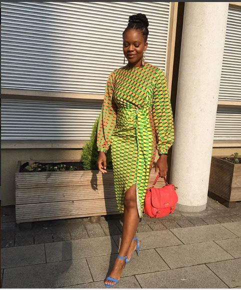 Who Wore It Better? Dakore Egbuson & Zainab Balogun In Nigerian Design Label Grey
