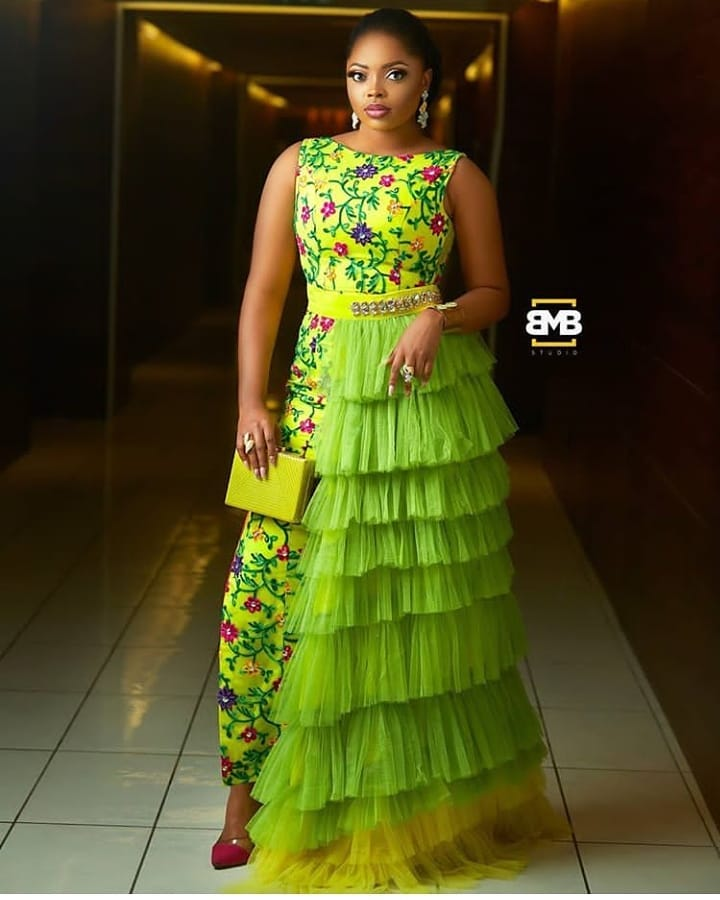 Let's Talk About The AMVCA2018 Outfits Worn Over The Weekend!