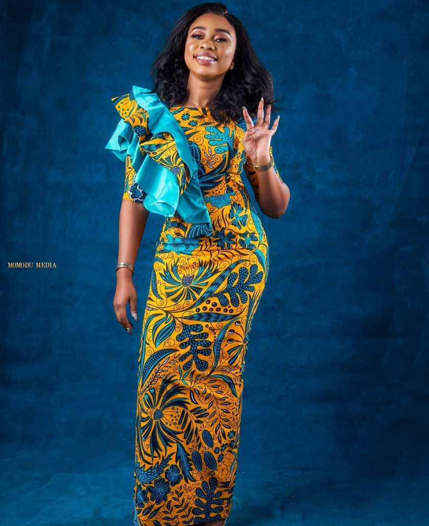 Hawtest Ankara Styles Of All Time Can Be Found Here!!