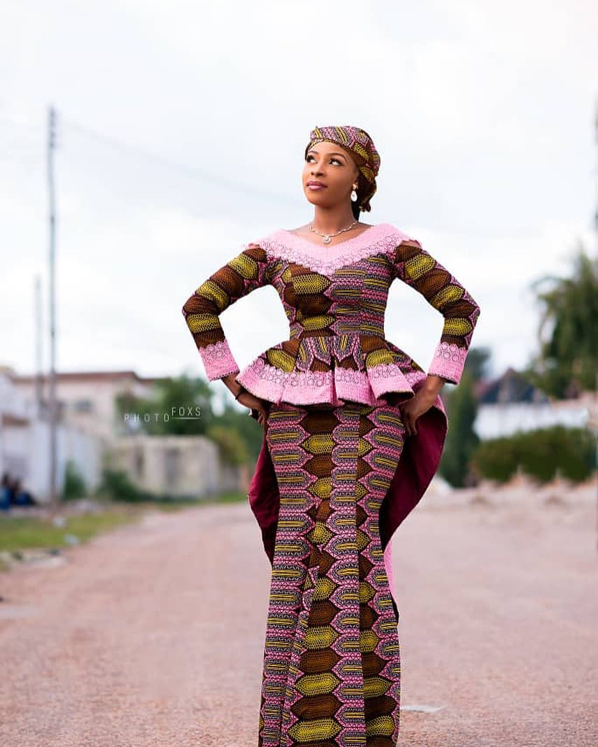 Here Are 10 Ankara Styles In Vogue