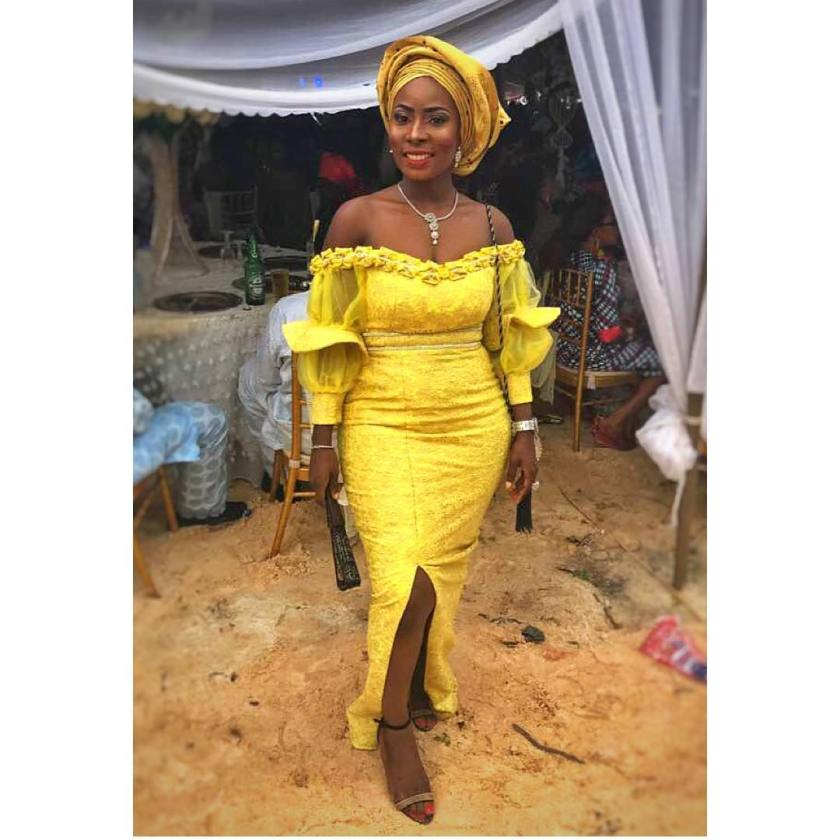 Best Asoebi Styles Of The Week September 1-7