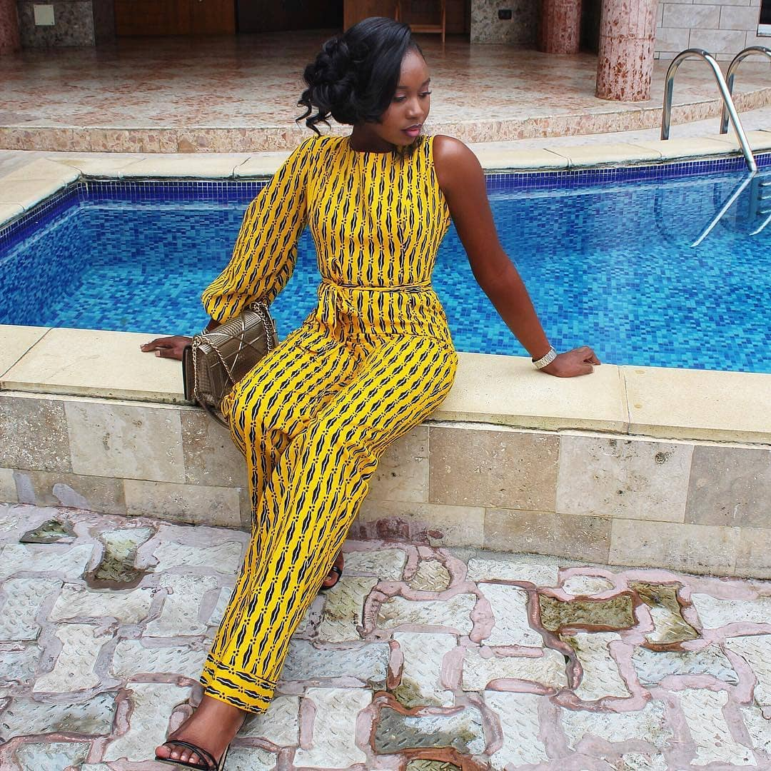 Jumpsuits Styles That Will Make Your Mouth Water!