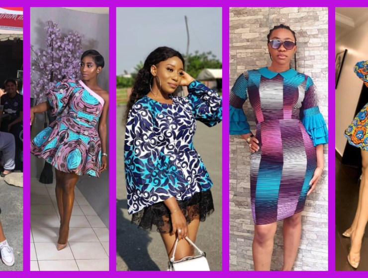 These Short Ankara Dresses Are Da Bomb!