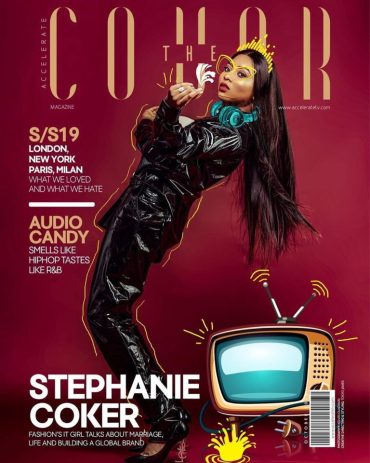 Stephanie Coker Is The Star Girl For Cover Magazine Latest Issue