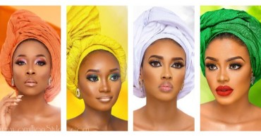 Nigerian Makeup Artist Faces By Labisi Presents A Lookbook Of Beauty Looks That You Will Love For Your Next Owambe!