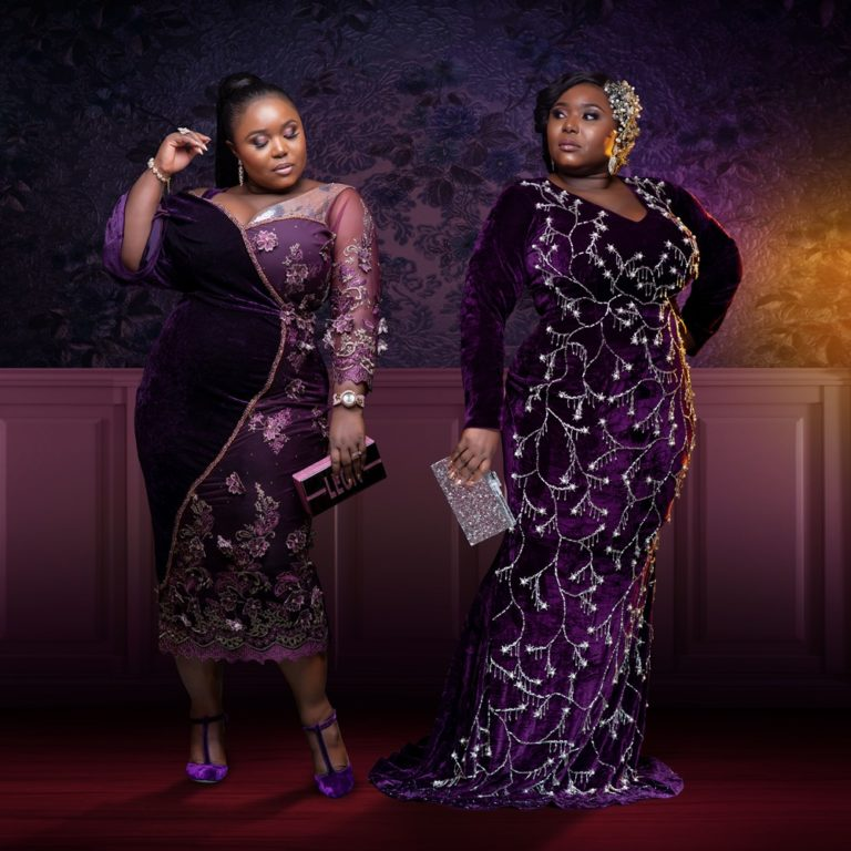 The New Collection By Plus Size Fashion Brand Makioba Is Really Amazing!