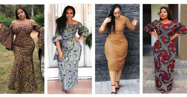 Ankara Styles For The Bold And Beautiful Women
