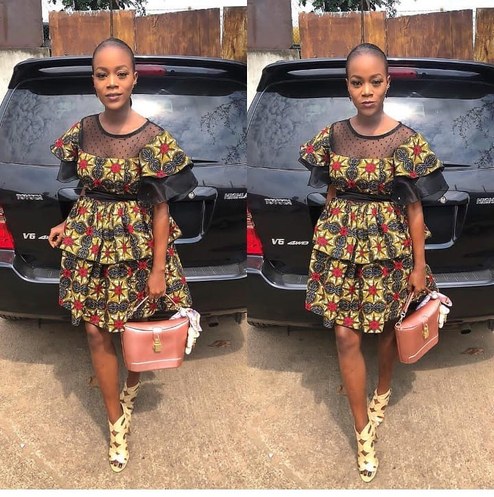 Perfect Ankara Styles For A Perfect Lady