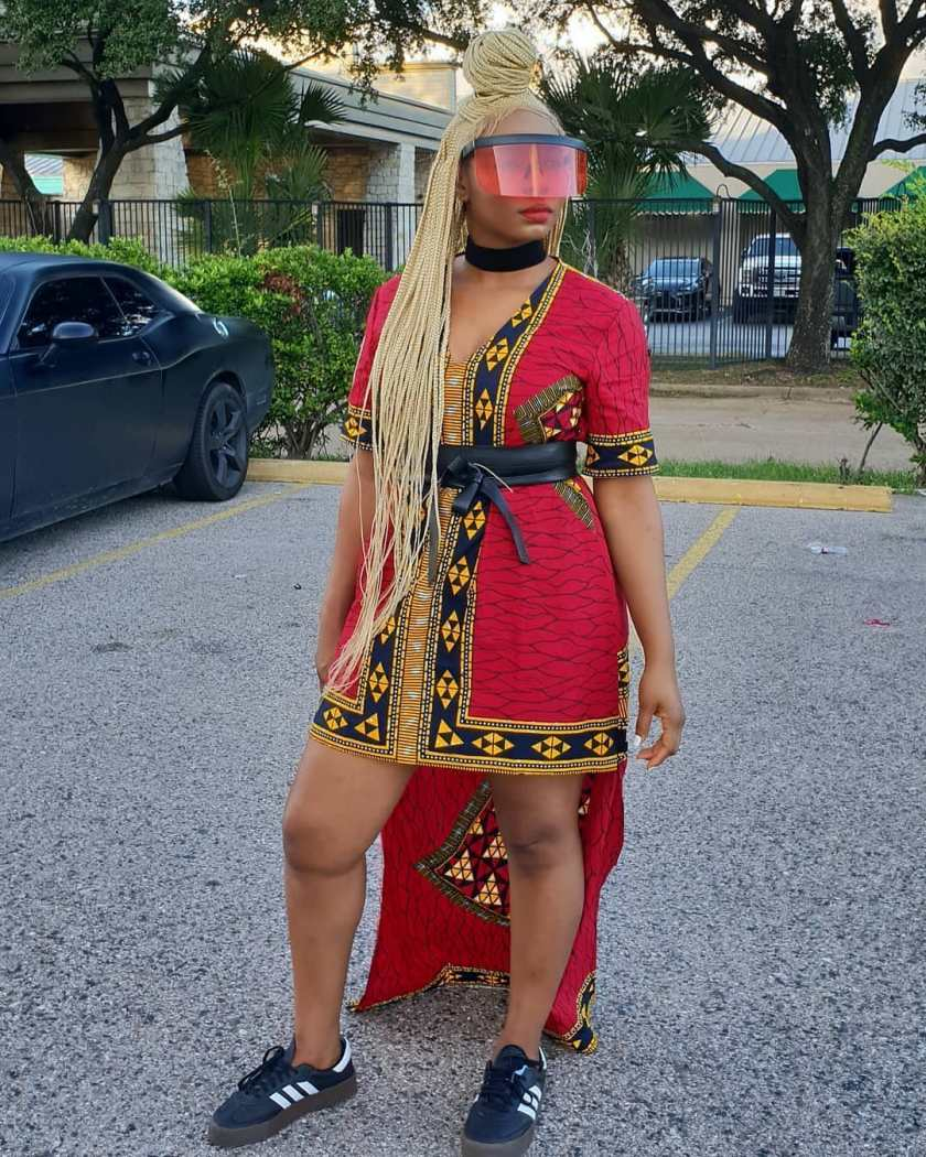 Guys, Your WCW Needs These Awesome Latest Ankara Styles
