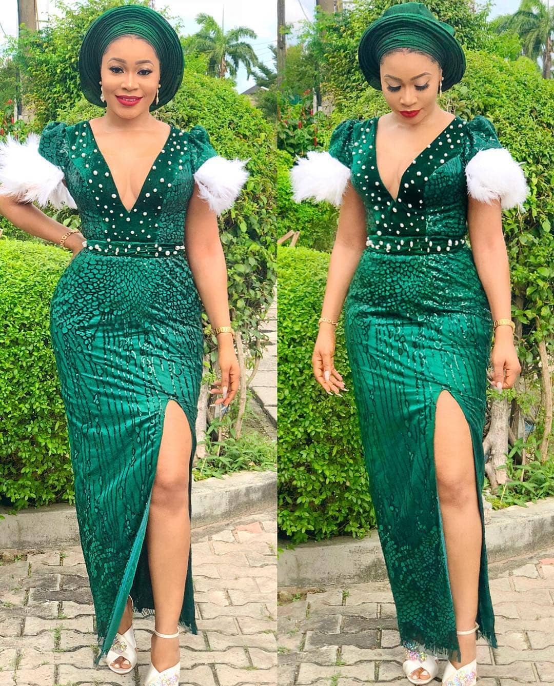 These Latest Asoebi Looks Will Spice Up This Wednesday