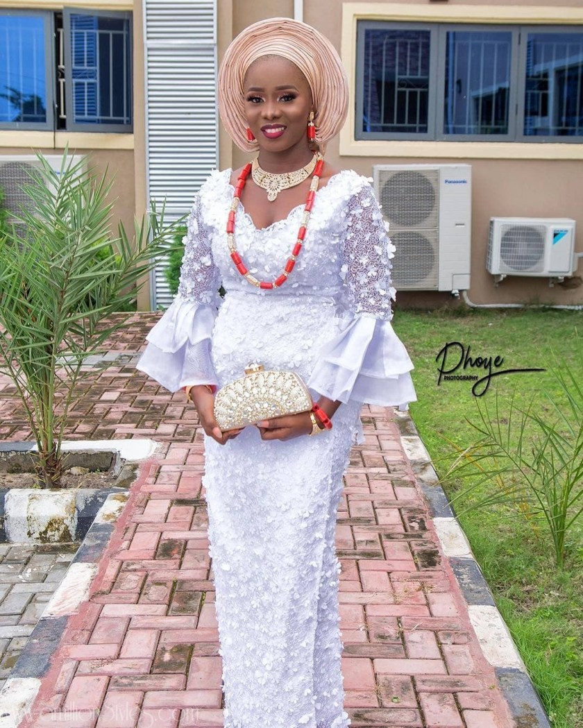 Different Bridal Styles For Nigerian Brides