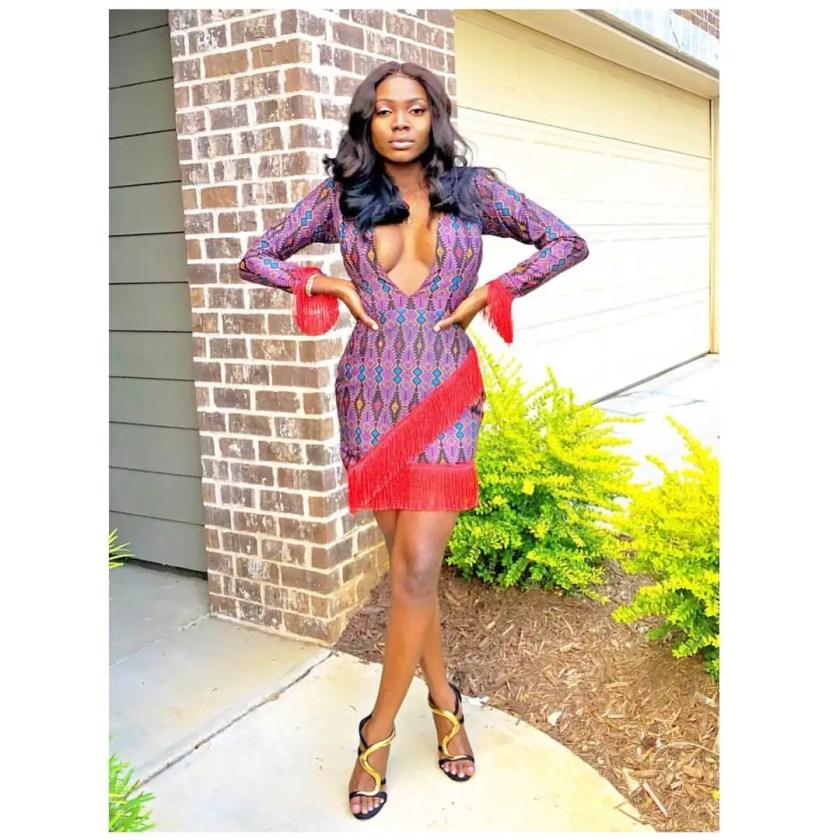Fringe Asoebi Styles Lookbook 17