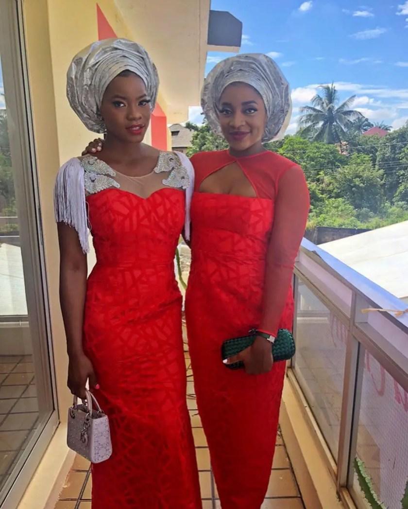 Fringe Asoebi Styles Lookbook 15