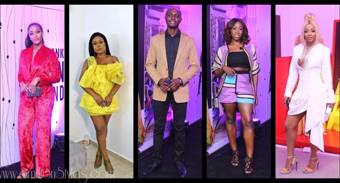 The GTBank Fashion Weekend Had A Pre-Cocktail Party And It Was A Stylish Event
