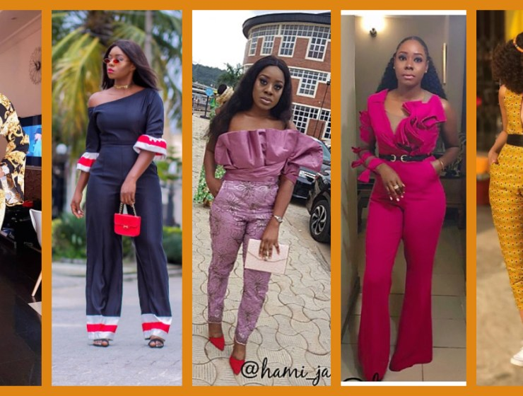 Need A Casual Jumpsuit For The Weekend? Try These Styles