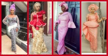Fabulous Asoebi Styles Ideas For Older, Mature Women Lookbook 6