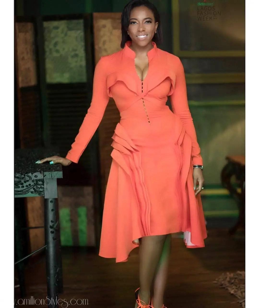 10 Nigerian Made Dresses Toh Hawt!