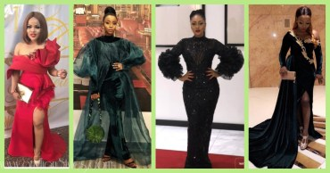 10 Nigerian Made Dresses Toh Hawt!
