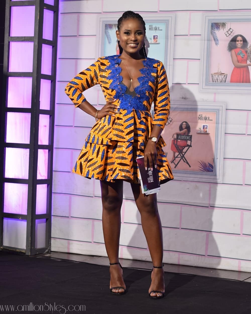 Party Hard This Weekend In These Sassy Short Ankara Dresses