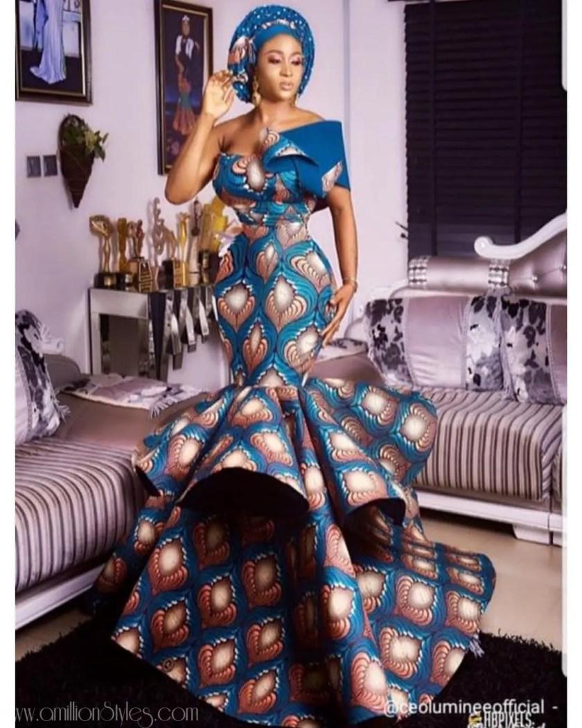 When The Stylish Chics Serve The Stylish Ankara Styles Hawt!