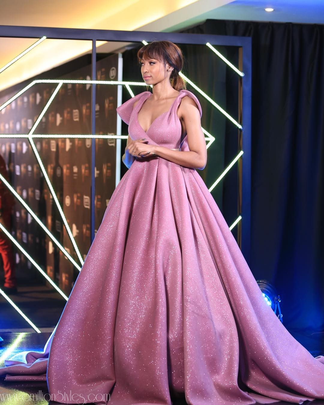 The Best Looks From The 2018 DSTV Mzansi Viewers Choice Award