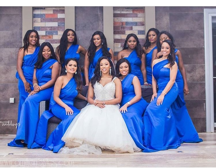 Everywhere Stew! These Bridesmaid Dresses Are Too Gorgeous!