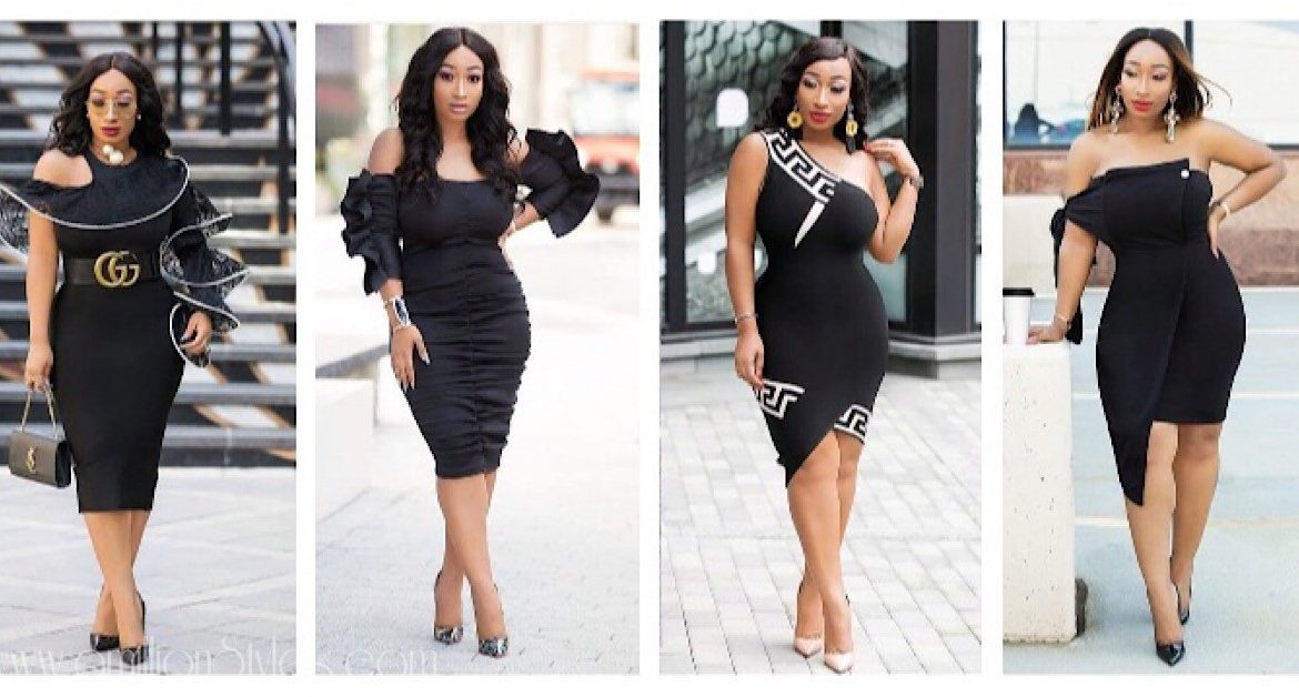 Seven Ways To Rock The Little Black Dress With Chicamastyle