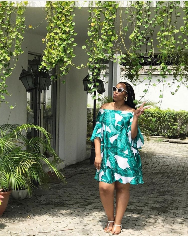 Chic Plus-size Styles With Eki Ogunbor