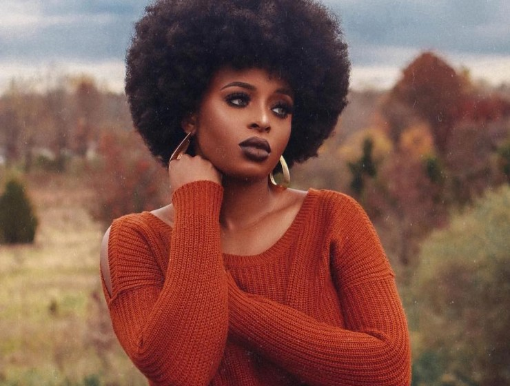 How To Achieve Beauty Blogger Ronke Raji's Afro Style