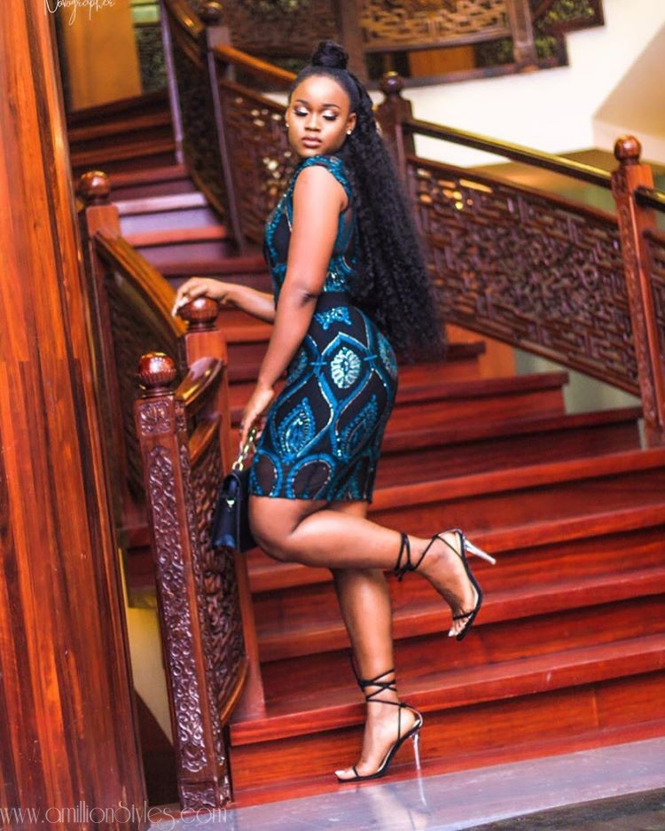Check Out Style Moments Of Cee-C As Celebrates Her 26th Birthday Today